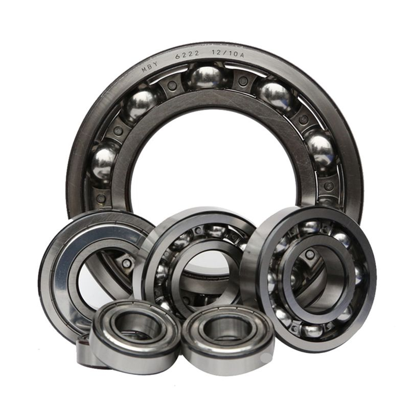 Single Row Deep Groove Ball Bearings With Snap Ring